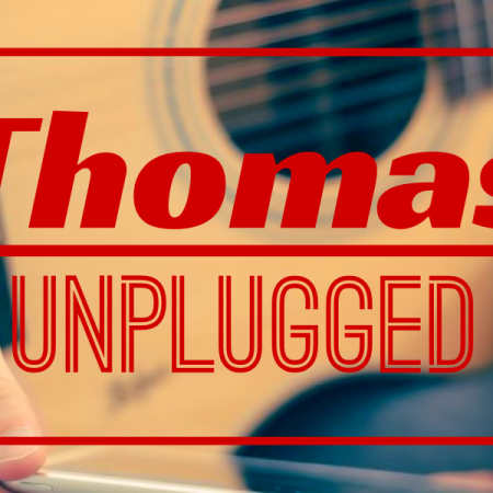 Das Logo für die Website Thomas-Unplugged.de